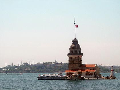 تركيا إزمير المدينة القديمة في الأناضول 2018